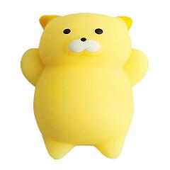 tanie Odstresowywacze-LT.Squishies Zabawki do ściskania / Gadżety antystresowe Kot Stres i niepokój Relief / Zabawki dekompresyjne Gumowy 4 pcs Dziecięce Wszystko Prezent