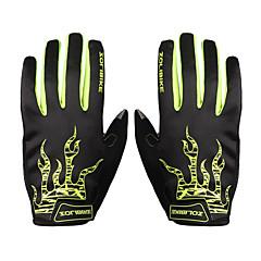 tanie Rękawiczki motocyklowe-ZOLI Pełny palec / Pół palca Dla obu płci Rękawice motocyklowe Tkanina Ekran dotykowy / Szybkie wysychanie / Oddychający