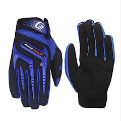 tanie Rękawiczki motocyklowe-RidingTribe Pełny palec Dla obu płci Rękawice motocyklowe poliuretanu / Oddychająca siateczka / Zdrowa Tkanina Ekran dotykowy / Oddychający