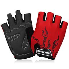 baratos Luvas de Motociclista-ZOLI Meio dedo Unisexo Motos luvas Esponja / Tecido Treinador / Secagem Rápida / Respirável