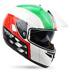 tanie Kaski i maski-YOHE YH-955 Kask pełny Doroślu Męskie Kask motocyklowy Keep Warm / Oddychający / Dezodorant