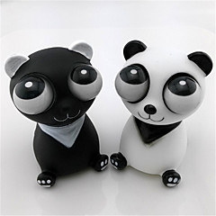 tanie Odstresowywacze-Psikusy i żarty / Zabawki do ściskania Panda Przeciwe stresowi i niepokojom / Zabawki dekompresyjne poliuretanu 1 pcs Dziecięce Wszystko Prezent