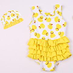 billige Badetøj til piger-Børn / Baby Pige Frugt Badetøj