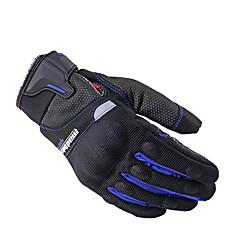 tanie Rękawiczki motocyklowe-Madbike Pełny palec Unisex Rękawice motocyklowe Mieszane materiały Ekran dotykowy / Oddychający / Wodoodporność