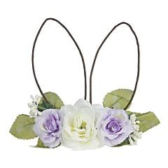 baratos Acessórios para Crianças-Infantil Para Meninas Floral / Botânico Acessórios de Cabelo