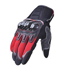 baratos Luvas de Motociclista-Madbike Dedo Total Unisexo Motos luvas Microfibra / Mistura de Material Sensível ao Toque / Respirável / Anti-desgaste
