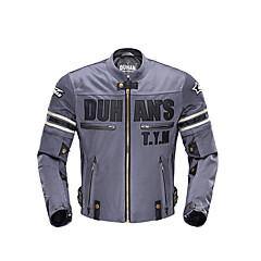 tanie Kurtki motocyklowe-DUHAN 103 Ubrania motocyklowe Ceket na Męskie Oddychająca siateczka Na każdy sezon Wodoszczelny / Anti-Wear / Odporne na wstrząsy