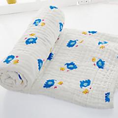 baratos Acessórios para Crianças-Bébé Unisexo Poá Cobertor