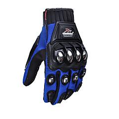 tanie Rękawiczki motocyklowe-Madbike Pełny palec Unisex Rękawice motocyklowe Mieszane materiały Oddychający / Wodoodporność / Ochronne