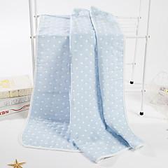 baratos Acessórios para Crianças-Recém-Nascido / Bebê Unisexo Activo Poá Cobertor