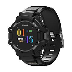 tanie Inteligentne zegarki-Inteligentny zegarek NO.1 F7 na Android iOS Bluetooth GPS Wodoodporny Ekran dotykowy Długi czas czuwania Kreatywne Krokomierz Powiadamianie o połączeniu telefonicznym Rejestrator aktywności fizycznej