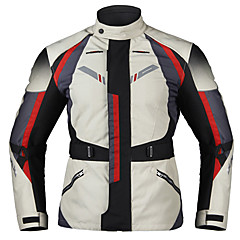 tanie Kurtki motocyklowe-DUHAN D-206 Ubrania motocyklowe CeketforMęskie Tkanina Oxford / Poliester / Poliamid Na każdy sezon Anti-Wear / Wodoodporne / Ochrona