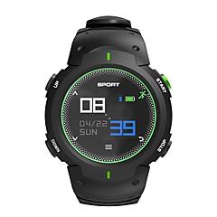 tanie Inteligentne zegarki-Inteligentny zegarek NO.1 F13 na Android iOS Bluetooth Wodoodporny Pulsometry Pomiar ciśnienia krwi Ekran dotykowy Spalonych kalorii Stoper Krokomierz Powiadamianie o połączeniu telefonicznym