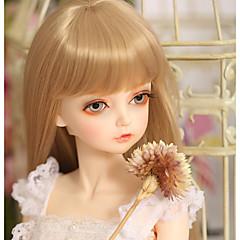 Χαμηλού Κόστους Κούκλες, παιχνίδια παιχνιδιών και γεμιστά ζώα-OuenElfs Κουκλαρισμένη κούκλα / Blythe Doll Μωρά Κορίτσια 22 inch Σιλικόνη πλήρους σώματος - Ανθεκτικές στις υψηλές θερμοκρασίες περούκες από ίνες Παιδικά Γιούνισεξ Δώρο