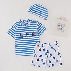 billige Badetøj til drenge-Børn Drenge Stribet Badetøj