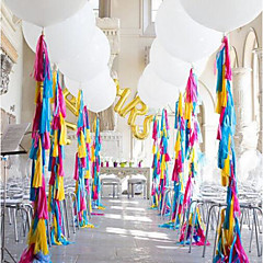 billige Bryllupsdekorasjoner-Bryllup / Bursdagsfest Rent papir Bryllupsdekorasjoner Strand Tema / Hage Tema / Bryllup Alle årstider