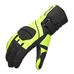 baratos Luvas de Motociclista-MOTOBOY Dedo Total Unisexo Motos luvas Tecido Oxford / Pele / Algodão Prova-de-Água / Manter Quente / Anti-desgaste