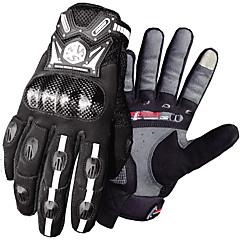 baratos Luvas de Motociclista-Scoyco Dedo Total Homens Motos luvas Fibra de carbono Sensível ao Toque / Anti-desgaste / Resistente ao Choque