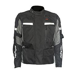 tanie Kurtki motocyklowe-RidingTribe JK-48 Ubrania motocyklowe Ceket na Męskie Tkanina Oxford / Poliester Na każdy sezon Wodoodporne / Reflexní