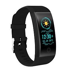preiswerte -Smart-Armband YY-QW18 für Android 4.3 und höher / iOS 7 und höher Herzschlagmonitor / Wasserfest / Blutdruck Messung / Verbrannte Kalorien / Langes Standby Schrittzähler / Anruferinnerung / Wecker