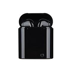 billiga Hörlurar med öronsnäckor-Factory OEM i7s mini I öra Bluetooth 4,2 Hörlurar Hörlurar ABS + PC Mobiltelefon Hörlur headset