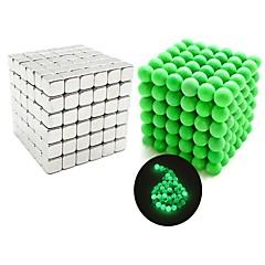 tanie Zabawki magnetyczne-432 pcs Zabawki magnetyczne Kulki magnetyczne / Zabawki magnetyczne / Magnesy ziem rzadkich Magnetyczne / Kwadrat Stres i niepokój Relief / Zabawki biurkowe / Zwalnia ADD, ADHD, niepokój, autyzm