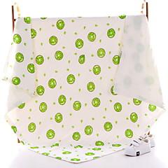 baratos Acessórios para Crianças-Recém-Nascido Unisexo Fruta Cobertor