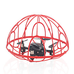 billige Fjernstyrte quadcoptere og multirotorer-RC Drone IDEA2 RTF 6CH 6 Akse 2.4G Fjernstyrt quadkopter En Tast For Retur / Hodeløs Modus / Flyvning Med 360 Graders Flipp Fjernstyrt Quadkopter / Fjernkontroll / 1 USD-kabel / Sveve