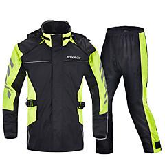 baratos Jaquetas de Motociclismo-MOTOBOY Roupa da motocicleta Conjunto de calças de jaqueta para Todos Tecido Oxford / PU (Poliuretano) / Tecido de Rede Todas as Estações Impermeável / Resistente ao Desgaste / Refletivo