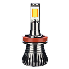 Χαμηλού Κόστους Φώτα Ομίχλης Αυτοκινήτων-1 Τεμάχιο Αυτοκίνητο Λάμπες 30 W Ενσωματωμένο LED 1 LED Φως Ομίχλης Για Universal Όλες οι χρονιές