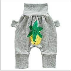 billige Babytøj-baby piger basiske print bukser