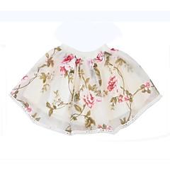 billige Pigenederdele-Baby Pige Blomstret Nederdel