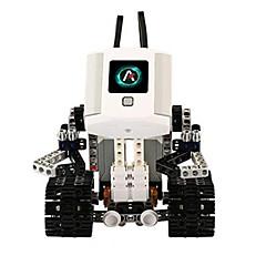 baratos -RC Robot Abilix Aprendizado & Educação Bluetooth Plástico e metal / ABS Programável / Luzes LED / Artigos DIY Android