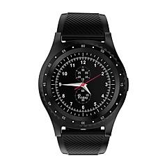 tanie Inteligentne zegarki-L9 Inteligentny zegarek Android Bluetooth Wideo Kamera Informacje Lokalizator Stoper Krokomierz Rejestrator snu siedzący Przypomnienie Kalendarz / iOS / 50-72
