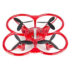 billige Fjernstyrte quadcoptere og multirotorer-RC Drone IDEA3 RTF 6CH 6 Akse 2.4G Med HD-kamera 2 720 Fjernstyrt quadkopter FPV / En Tast For Retur / Hodeløs Modus Fjernstyrt Quadkopter / Fjernkontroll / 1 USD-kabel / Sveve