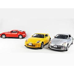 baratos Carros Controle Remoto-Carro com CR Rastar 27800 4CH Infravermelho Carro 1:14 8 km/h KM / H Iluminação de LED / Controle Remoto