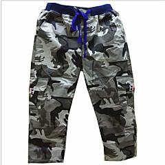 tanie Odzież dla chłopców-Dzieci Dla chłopców Patchwork Spodnie