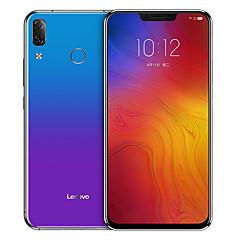 "billiga Mobiltelefoner-Lenovo Lenovo Z5 6.2 tum "" 4G smarttelefon (6SE + 128GB 8 mp / 16 mp Snapdragon 636 3300 mAh mAh)"