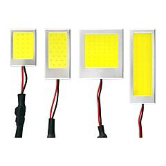 billige Interiørlamper til bil-1 sett super lys stor varmeavledning stor vinkel aldring test godkjent 5w bil taket leselys