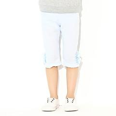 billige Bukser og leggings til piger-Børn / Baby Pige Trykt mønster Bukser