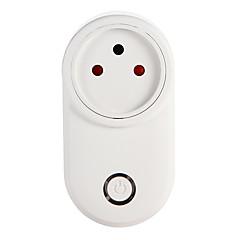 olcso Okos elektronika-weto w-t03 il wifi intelligens dugó intelligens otthoni távirányítóval alexa google otthoni időzítő csatlakozó ios android