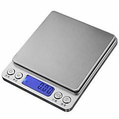 tanie Wagi-kuchenna waga kuchenna elektroniczna orzekł 0,01 g precyzji wagi mini gram ważącej ważenie żywności