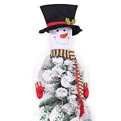 billige Bryllupsdekorasjoner-Pyntegjenstander Ikke-vevet Stoff Bryllupsdekorasjoner Jul / Fest / aften Jul / Kreativ / Vintage Theme Vinter