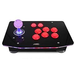 رخيصةأون -A1 سلكي لعبة تحكم من أجل PC ، كوول لعبة تحكم ABS 1 pcs وحدة
