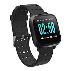 tanie Inteligentne zegarki-Inteligentny zegarek GY8 na Android iOS Bluetooth GPS Wodoodporny Pulsometry Pomiar ciśnienia krwi Ekran dotykowy Czasomierze Krokomierz Powiadamianie o połączeniu telefonicznym Rejestrator