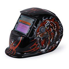 Χαμηλού Κόστους Ασφάλεια-1pcs PP Μάσκα συγκόλλησης συγκόλλησης / Αυτόματη μείωση / Ασφάλεια και προστατευτικό εξοπλισμό Μάσκες για ολόκληρο το πρόσωπο