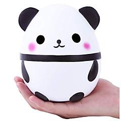 tanie Odstresowywacze-Zabawki do ściskania Gadżety antystresowe Panda Transformacja Śłodkie Zabawki dekompresyjne Poron 1 pcs Dzieci Dla dorosłych Wszystko Zabawki Prezent
