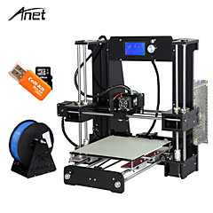 cheap -Anet A6 3D Printer DIY Kit 1.75mm / 0.4mm print area 220*220*230mm 0.4 mm Support ABS / PLA / HIPS