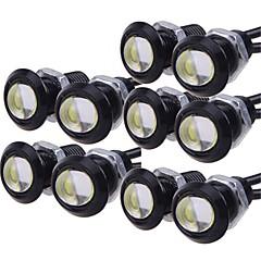 hesapli Araba Farları-10pcs Araba Ampul 9 W Yüksek Performanslı LED 110 lm 1 LED Dönüş Sinyali Işığı Uyumluluk Genel motorlar Evrensel