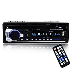 cheap Car DVD Players-Hands-free Multifunction Autoradio Car Radio Bluetooth Audio Stereo In Dash FM Aux Input Receiver USB Disk SD Card